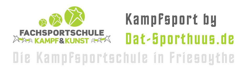 Logo Partner Kampfsportschule Dat-Sporthuus.de