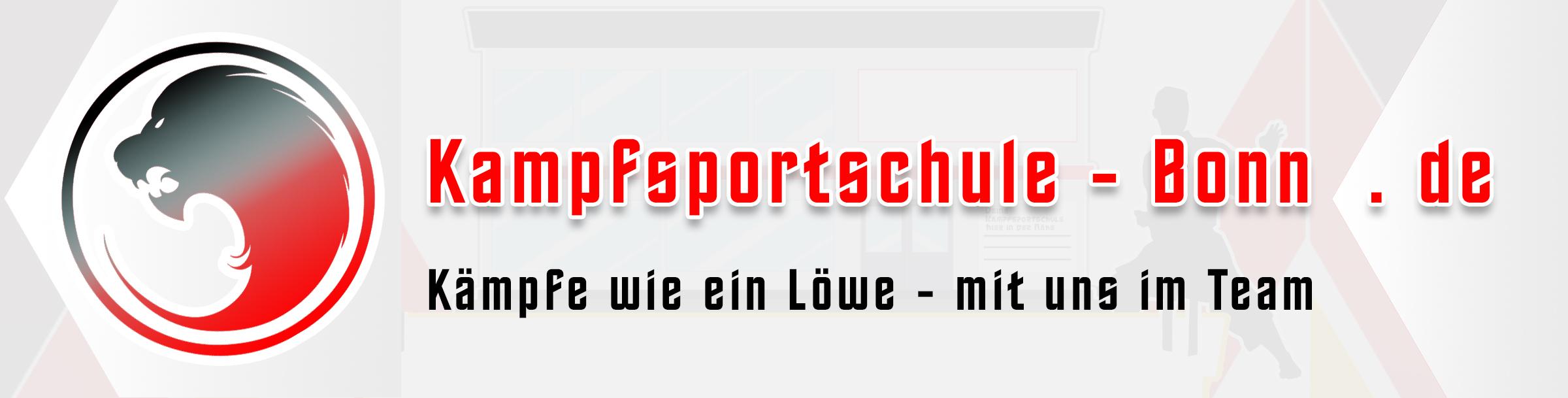Kampfsportschule Bonn - Team des Löwen